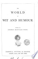The World of Wit and Humour Book PDF