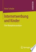 Internetwerbung und Kinder