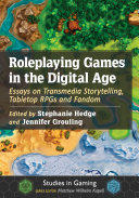 Roleplaying Games in the Digital Age Pdf/ePub eBook