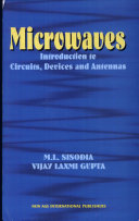 Pdf Microwaves : Introduction To Circuits,Devices And Antennas