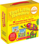 First Little Reader Parent Pack  Guided Reading Levels G H