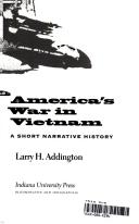 america s war in vietnam addington larry h