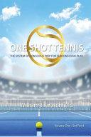 One Shot Tennis Book PDF
