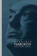 Pdf The Garland Companion to Vladimir Nabokov Telecharger