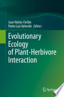Evolutionary Ecology of Plant Herbivore Interaction Book