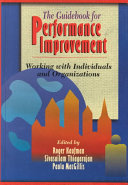 The Guidebook For Performance Improvement