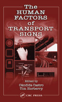 The Human Factors of Transport Signs