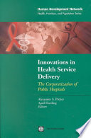 Innovations In Health Service Delivery