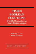 Timed Boolean Functions