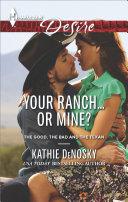 Your Ranch...Or Mine? Pdf/ePub eBook