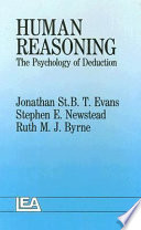 Human Reasoning Book PDF
