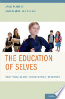 The Education of Selves