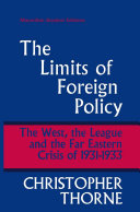 Pdf Limits of Foreign Policy