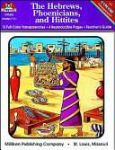 Hebrews Phoenicians Hittites