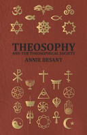 Theosophy and the Theosophical Society