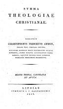 Summa theologiae Christianae
