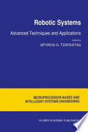 Robotic Systems Book