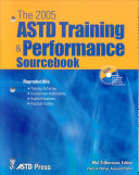 2005 ASTD Training and Performance Sourcebook