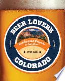 Beer Lover S Colorado Book PDF