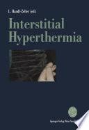 Interstitial Hyperthermia
