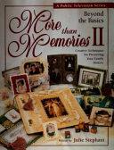 More Than Memories II Book PDF