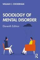 Sociology of Mental Disorder Pdf/ePub eBook