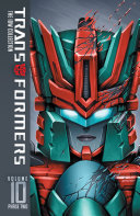 Transformers: The IDW Collection Phase Two, Vol. 10