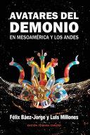 Avatares del Demonio en Mesoamerica y los Andes
