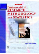 Fundamental of Research Methodology and Statistics, Yogesh Kumar Singh, 2006