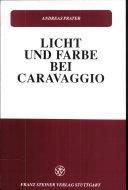 Licht und Farbe bei Caravaggio