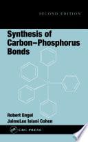 Synthesis of Carbon-Phosphorus Bonds