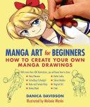 Manga Art for Beginners