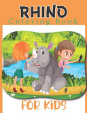 RHINO Coloring Book For Kids