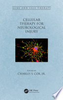Cellular Therapy for Neurological Injury