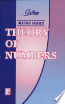 Golden Theory of Numbers