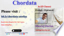 Chordata   Zoology Optional   UPSC   CSE IAS IFoS   Exams Exclusive