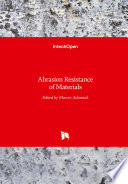 Abrasion Resistance of Materials Book