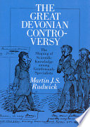The Great Devonian Controversy Book
