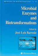 Microbial Enzymes and Biotransformations Book