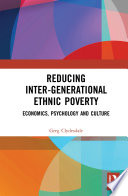 Reducing Inter generational Ethnic Poverty