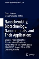 Nanochemistry  Biotechnology  Nanomaterials  and Their Applications
