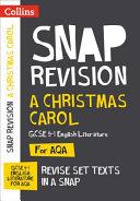 A Christmas Carol: AQA GCSE English Literature