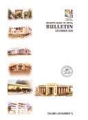 Reserve Bank of India Bulletin