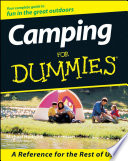 """Camping For Dummies"" by Michael Hodgson"