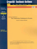 Studyguide for the Leadership Challenge by Posner  Kouzes    ISBN 9780787968335
