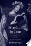 Neither Saints Nor Sinners
