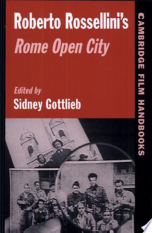 Download Roberto Rossellini's Rome Open City Free Books - Dlebooks.net