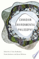 Canadian Environmental Philosophy Book