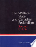 Welfare State and Canadian Federalism