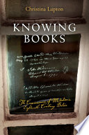 Knowing Books